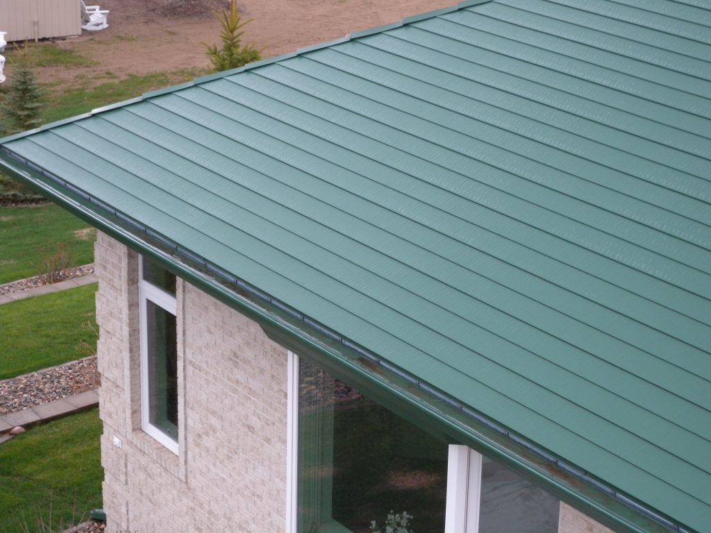 Seamless Steel Roofing Omaha Amp Lincoln Abc Seamless Of