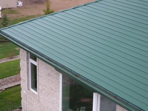 Seamless Steel Roofing