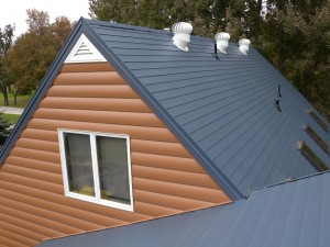 Metal Roofing Council Bluffs IA